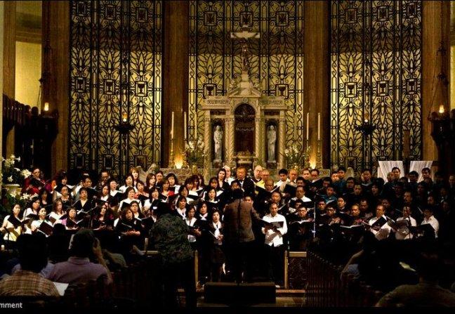 Unity Choral Festival